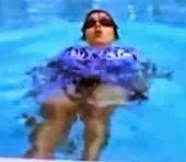 ćwiczenia w ciąży, pływanie w ciąży