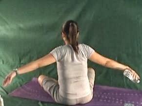 ćwiczenia w ciąży na ramiona