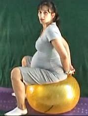 ćwiczenia w ciąży, ćwiczenia rąk