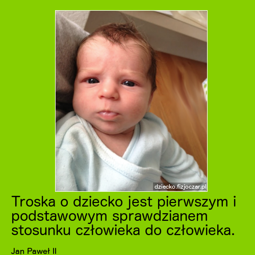 dziecko cytaty
