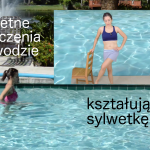 Świetne ćwiczenia w wodzie kształtujące sylwetkę