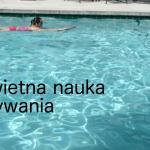 Świetna nauka pływania – lekcja 1