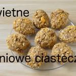 Ciasteczka dyniowe pyszne, łatwe i zdrowe