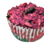 Deser na Walentynki – zdrowe babeczki