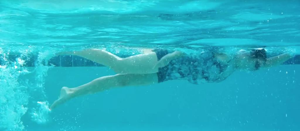 kraul pływanie bez deski
