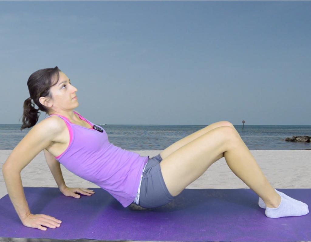 ćwiczenia na ramiona trójgłowy