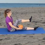 Ćwiczenia z piłką? – Lepszy trening z dynią!