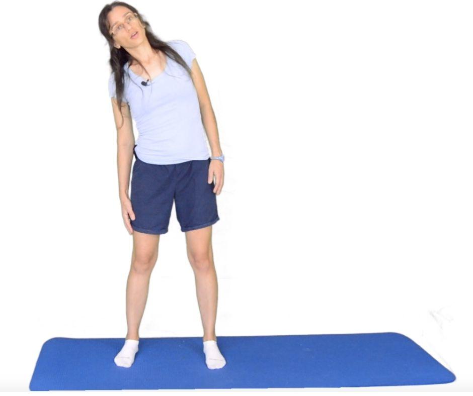 ćwiczenia na brzuch dla początkujących