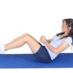 Ćwiczenia na płaski brzuch w domu