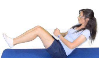 ćwiczenia na brzuch i boczki