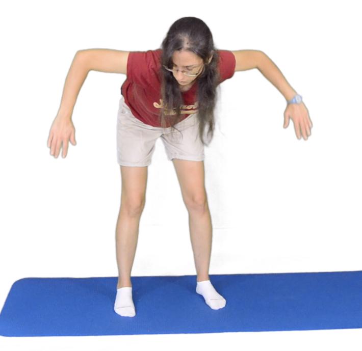 trening na plecy