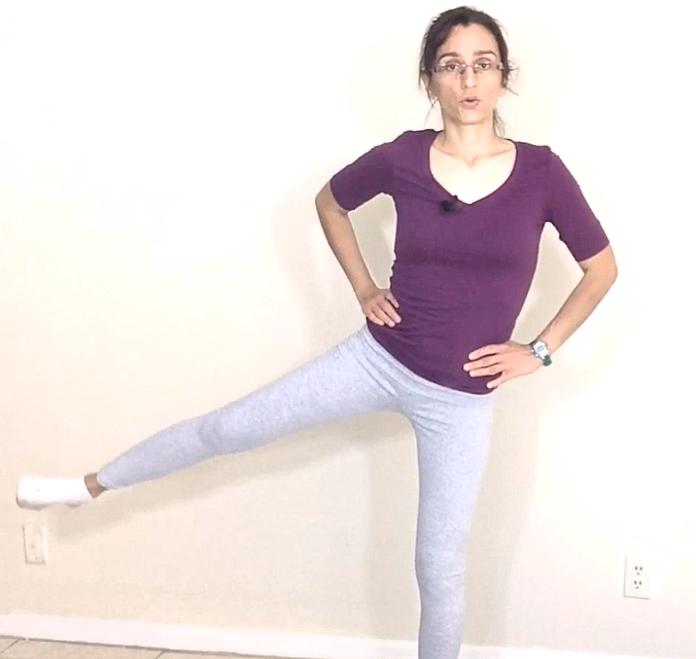 ćwiczenia na nogi bez sprzętu