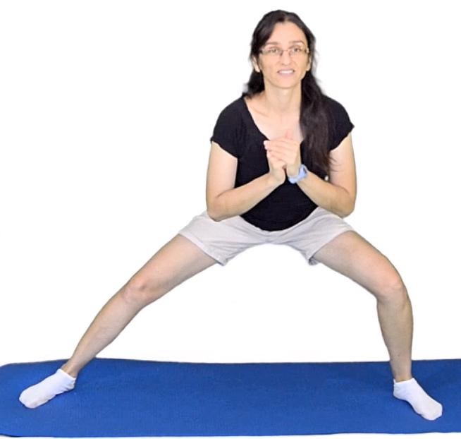 ćwiczenia z własną masą ciała